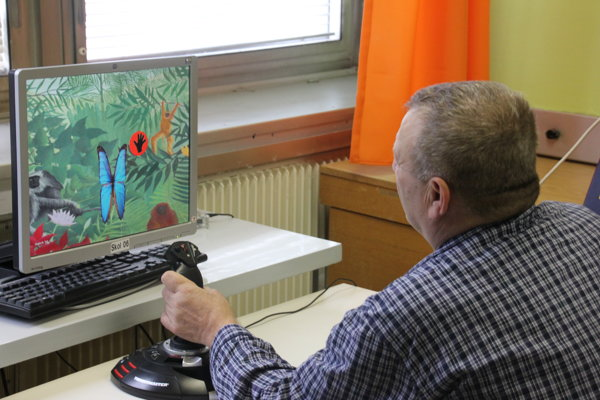 Umenie a liečba. Spolu v jednom balíku pomáha pri rehabilitácii pacientov.