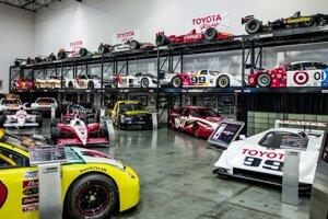 Kalifornské múzeum Toyoty