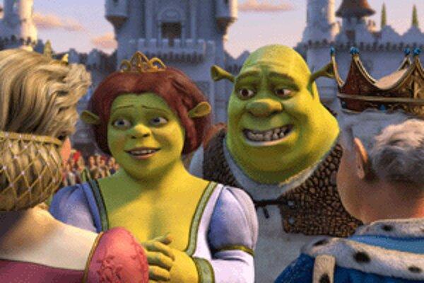 Prievidzské kino Baník ponúkne štvrtý príbeh o Shrekovi.