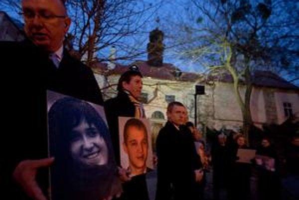 Najmladšiu obeť represií, 20-ročnú Nasťu Palažankovú, slovenský protest potešil. Telefonoval s ňou štátny tajomník Milan Ježovica.