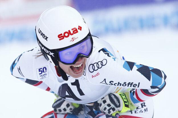 Christine Scheyerová šokovala všetky konkurentky.