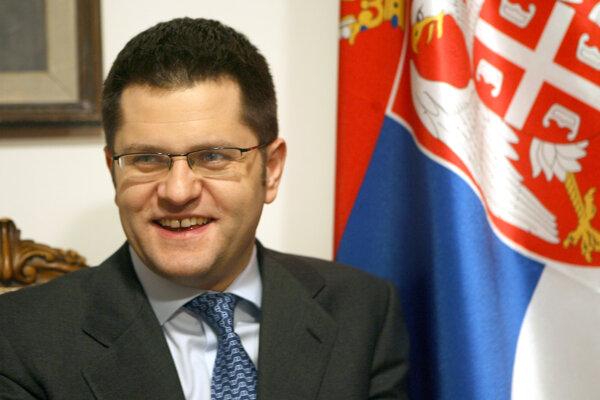 Exminister Jeremič.