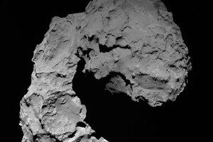 Kométa 67/P ma gravitáciu, ktorá sa rovná asi jednej desať-tisícine Zemskej gravitácie. Ak by ste z jej povrchu vyskočili, už by ste sa nikdy nevrátili a uleteli by ste do otvoreného vesmíru.
