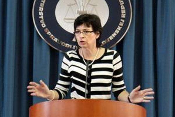 Lucia Žitňanská ako ministerka za SDKÚ presadila zmeny, ktoré prekážali Smeru.