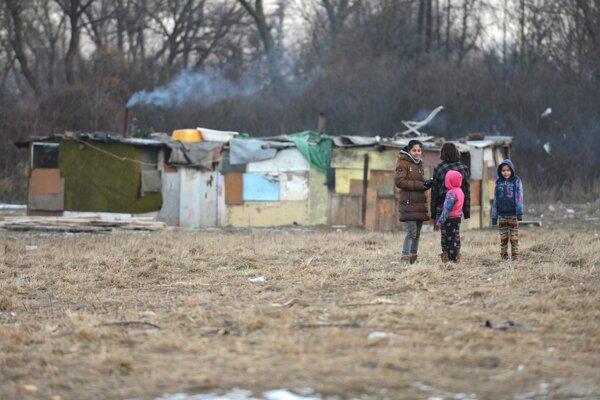 Osadu Mašličkovo vytvorili vysťahovaní obyvatelia bytoviek na Luníku IX.