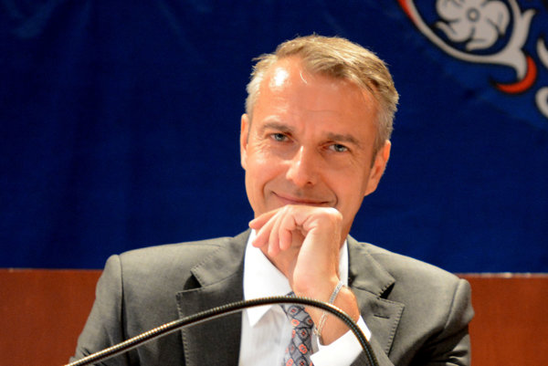 Richard Raši (Smer), primátor mesta Košice.