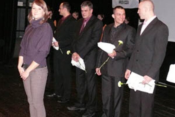 Ivana Kmeťová bola ocenená v kategórii dospelých jednotlivcov.