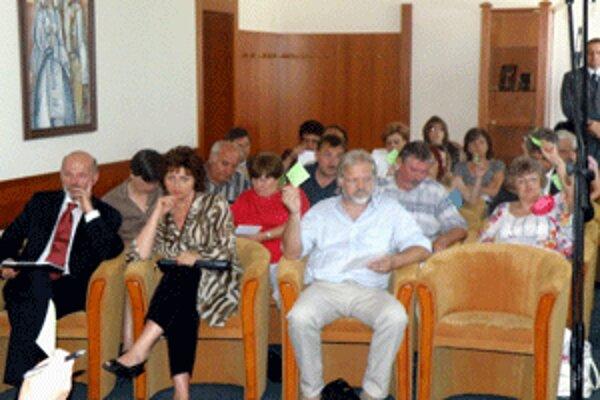Zmluvu medzi mestom a baňami schválili poslanci prievidzského zastupiteľstva.