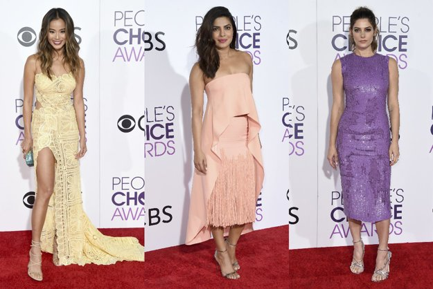 Zľava: Jamie Chung, Priyanka Chopra, Ashley Green
