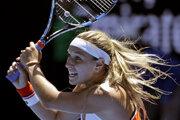 Dominiku Cibulkovú čaká prvýkrát na turnaji nasadená hráčka.