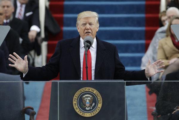 Americký prezident Donald Trump.