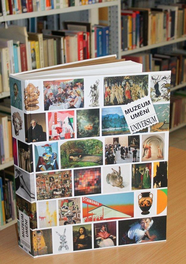 Najťažšia kniha váži 10 kilogramov.