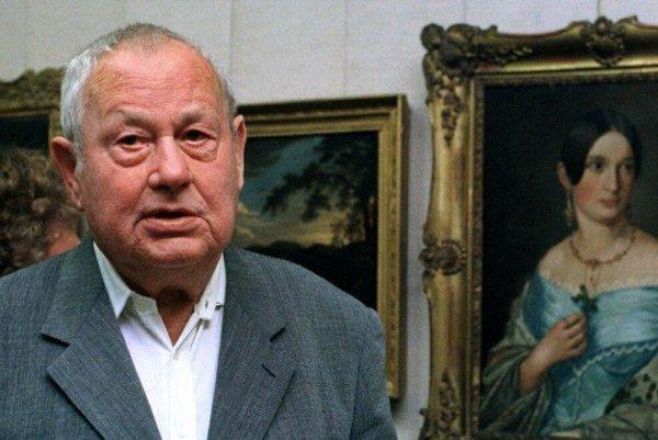 Ernest Zmeták (ilustračná snímka)