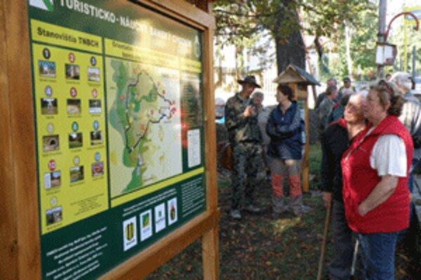 Banský náučný chodník v Handlovej je jedným z krokov k rozvoju cestovného ruchu.