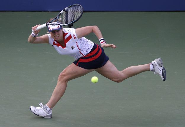 Kim Clijstersová je bývalou skvelou tenistkou.