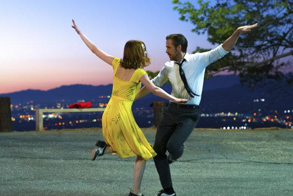 La Land má štrnásť nominácií na Oscara. To je najviac, koľko sa zatiaľ v histórii cien podarilo získať.