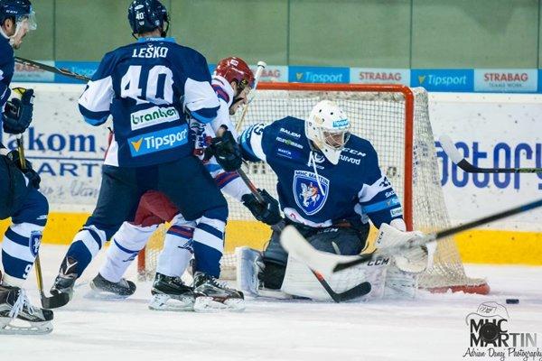 Michal Dzubina bol najlepším hráčom Martina, opäť podal vynikajúci výkon. Aj vďaka nemu Turčania získali bod.
