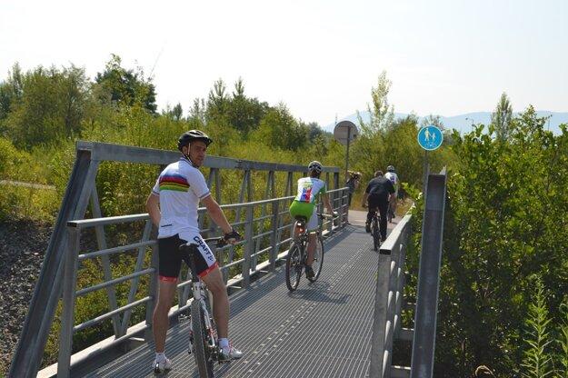 V Budatíne začína aj jedna z vyhľadávaných cyklotrás Žilinskej župy – BikeKIA.