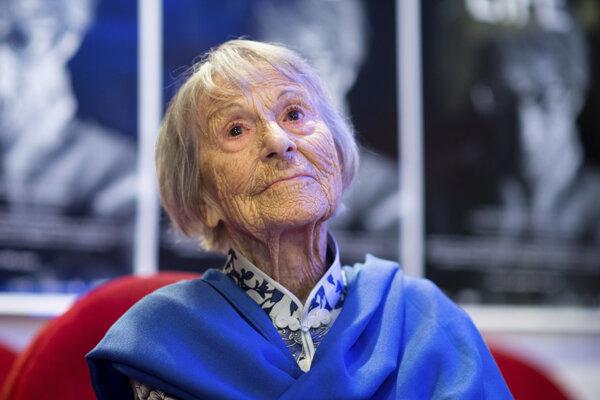 Brunhilde Pomselová.