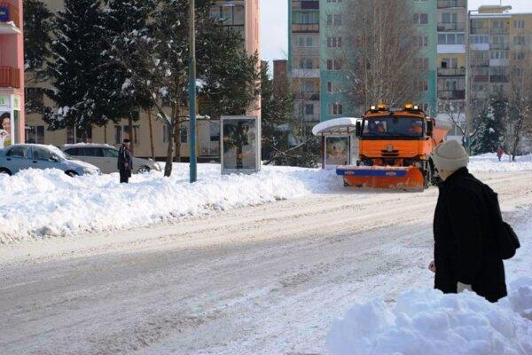 Sypače vpodtatranskom regióne. Pri hustom snežení často vypadávajú.