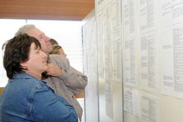 Po polročnej dávke v nezamestnanosti môžu nasledovať verejnoprospešné práce.