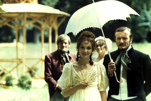 Kedysi sme v televízii pozerali Alžbetin dvor.