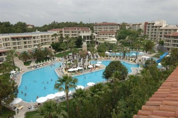 Hotel Barut Hemera Resort & Spa 5*, Oblasť: Turecko, Side, Side