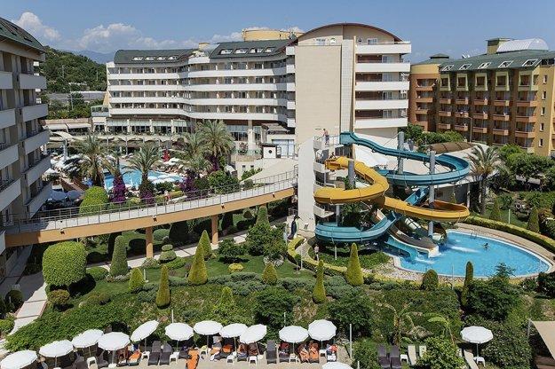 Hotel Alaiye Resort & Spa 5*, Oblasť: Turecko, Turecká riviéra