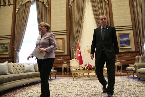 Stretnutie v Ankare bolo napäté.