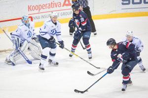 Slovan už má ibu mizivú šancu postúpiť do play off.
