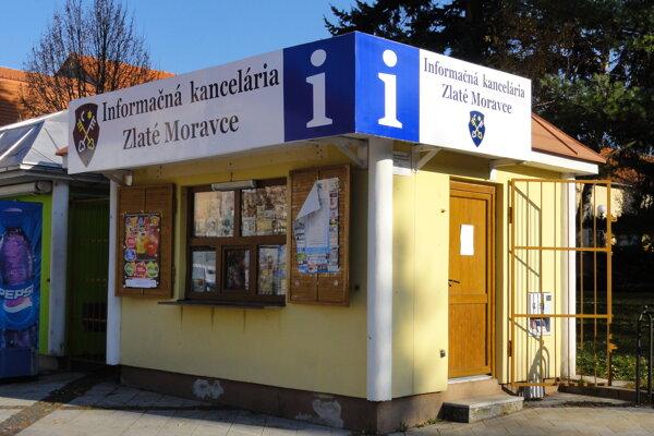Kancelária pre turistov je zavretá.