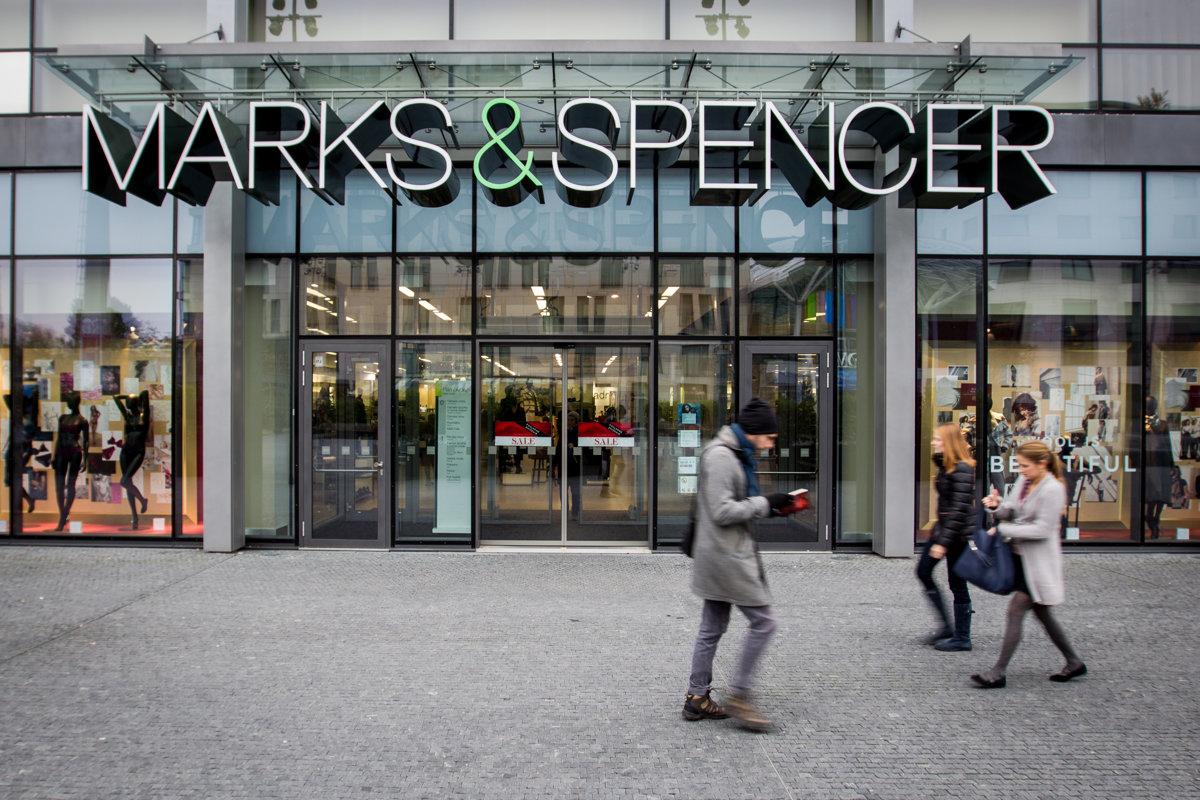 a3f68bb58770b Marks & Spencer zatvorí v Británii desiatky predajní - Ekonomika SME