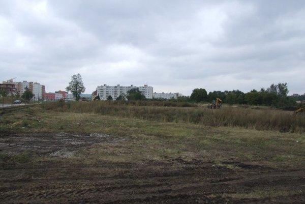 Oblasť Sedlička v Senici