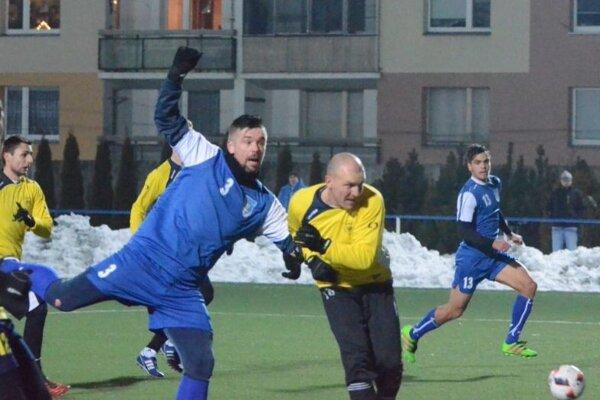 Kapitán ide príkladom aj vprípravných zápasoch.