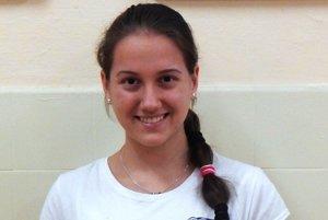 Gabriela Oboňová sa stala víťazkou krajského kola olympiády v slovenskom jazyku a literatúre.