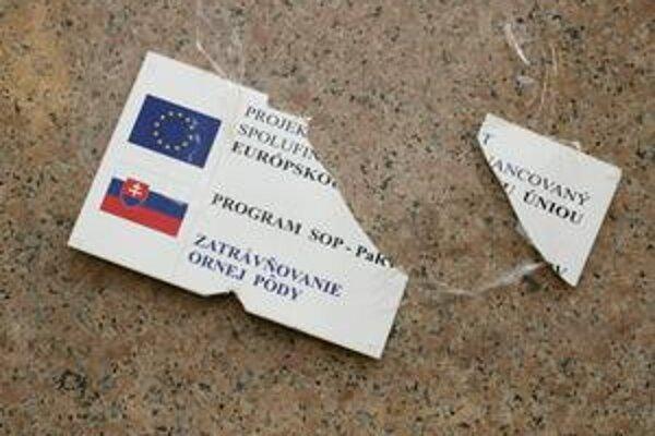 Triviálne chyby v projektoch, ktoré financuje Európska únia, by sa mali dať opraviť, myslia si v Bruseli.