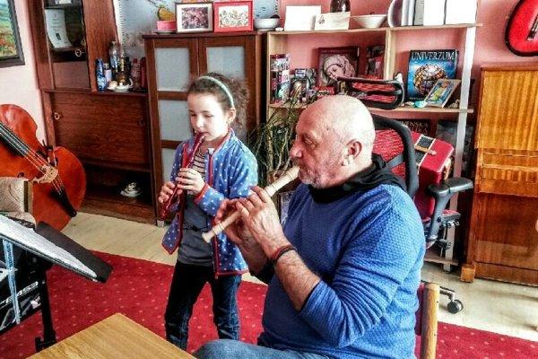 Najväčšie potešenie. Učíme deti tak, aby z toho mali radosť, hovorí Vincent Svat.