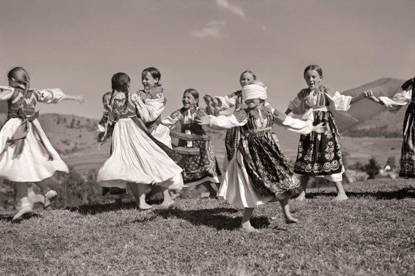 Slovenský vidiek Plicku fascinoval, ľudia ho tam milovali.