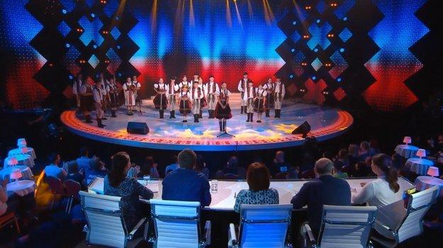 Detský súbor Kornička postúpil do semifinále Zem spieva.