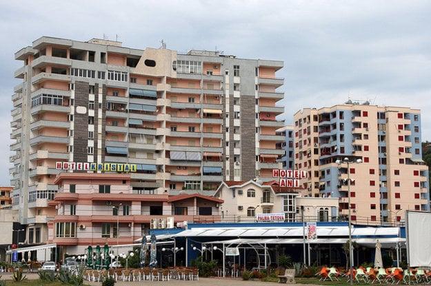 Úroveň hotelov v Durrese turistov zvyčajne príjemne prekvapí.