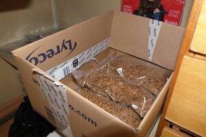 Neznámy tabak objavili na viacerých miestach.