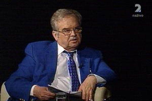 Pavol Dinka v Slovenskej televízii diskutoval o tlačovom zákone aj o úrovni žurnalistiky.