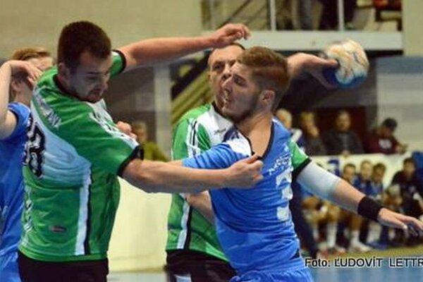 Tréner Jozef Mujgoš sa bude spoliehať aj na strelecké schopnosti Vladimíru Buvalu.