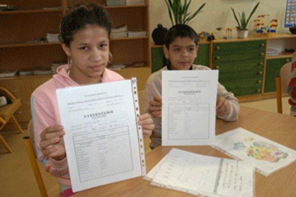 Vysvedčenie dostali aj žiaci piateho ročníka Špeciálnej základnej školy v Handlovej