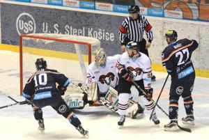Úvodný gól Košičanom nepomohol. Banskobystričania predviedli rýchly obrat ana východe Slovenska získali tri body.
