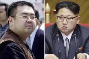 Severokórejského vodcu podozrievajú, že dal nevlastného brata zabiť.