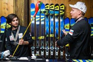 Bratia lyžovaniu prepadli už v detstve.