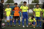 Čína sa chystá výrazne investovať aj do mládežníckeho futbalu.