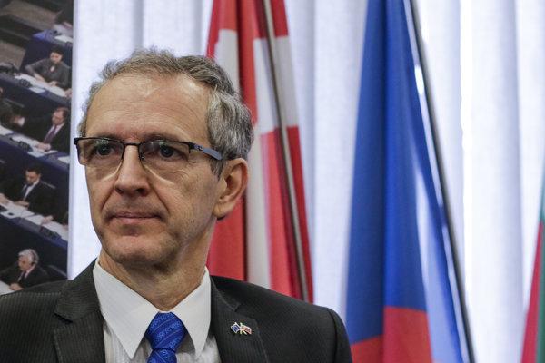 Europoslanec Ivan Štefanec.