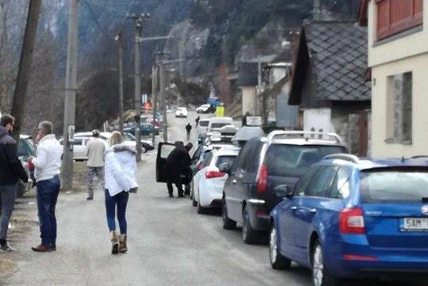 V obci Strečno vládne veľký chaos.